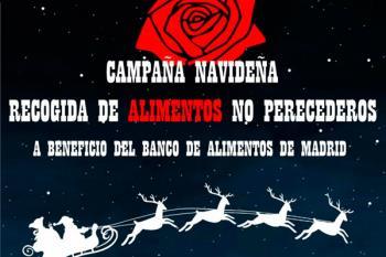 Del 2 al 20 de diciembre de 2019, con el objetivo de donarlos al banco de alimentos de Madrid
