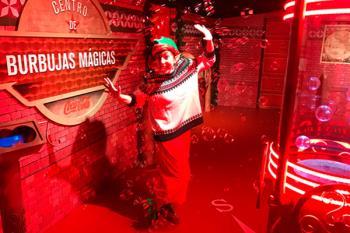 Madrid vuelve a convertirse un año más, en la capital de la Navidad