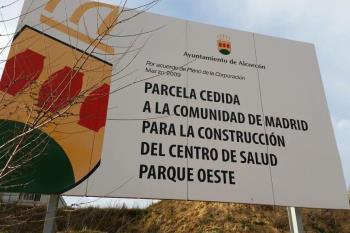 El alcalde y el consejero de Sanidad presentaron el proyecto el pasado lunes