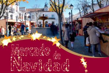 Desde el 22 de diciembre hasta el 7 de enero se podrán encontrar productos navideños y artesanales en las casetas de este mercado