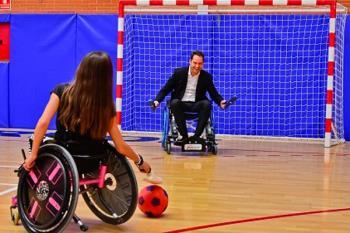 Se dará la oportunidad a otras personas de participar para que comprueben como se práctica este deporte.