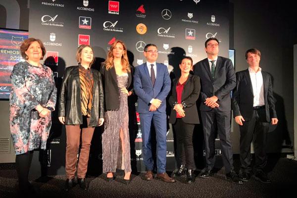 La gala tendrá lugar el 16 de enero en el Teatro Auditorio Ciudad de Alcobendas