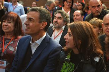 El PSOE ha celebrado su Comité Federal en Fuenlabrada