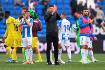 El técnico argentino ha presentado su dimisión como entrenador pepinero