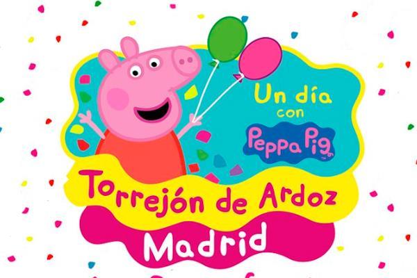 Peppa Pig y sus amigos llegan a Torrejón