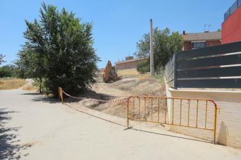 Se construirá una nueva senda peatonal situada entre las calles Campos de Castilla y Darío Fo