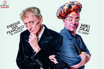 El humorista llegará al Auditorio Municipal el próximo sábado 29, a las 19:30 horas
