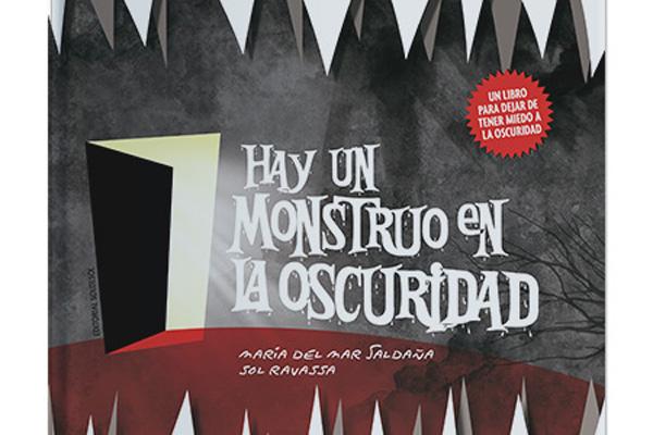 Soledad Ortega ofrece un cuentacuentos sobre 'Hay un monstruo en la oscuridad'
