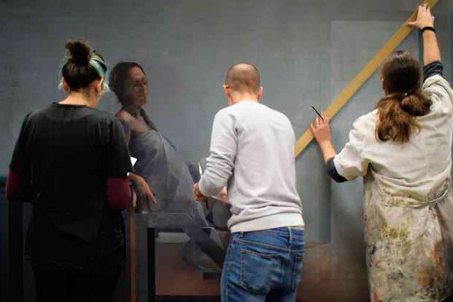 Presentan 'El interior del habitante. Rostros, criaturas y espacio', muestra que se asienta en el CSC Joan Miró