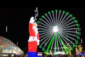 Desde el 16 de noviembre al 6 de enero podremos disfrutar de la Navidad en Alcalá de Henares