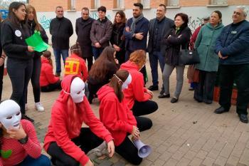 Alumnos del municipio fomentan la donación de sangre bajo el lema 'Tu sangre, su vida'