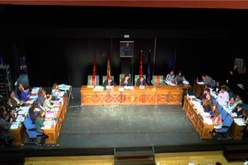 El Ayuntamiento de Alcorcón celebra el pleno ordinario del mes de septiembre