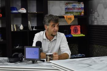 """El edil ha acusado a Julio Alfonso, el actual secretario de Organización de Podemos, de ser """"quien partió el partido en dos"""""""
