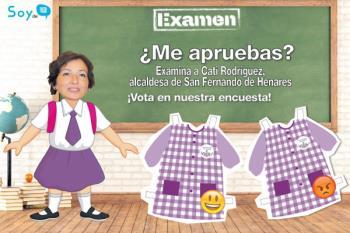 Se avecinan elecciones y toca valorar el cumplimiento del programa electoral del alcaldesa de San Fernando de Henares