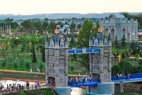 Por fin llega el IX Aniversario del Parque Europa