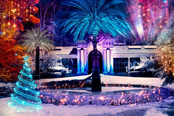 El deslumbrante evento comenzará la noche del 19 de noviembre en el Real Jardín Botánico de Madrid