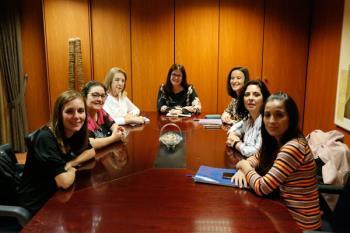 La asociación quiere reforzar sus ayudas a las personas con TEA Y TGD a través de este acuerdo