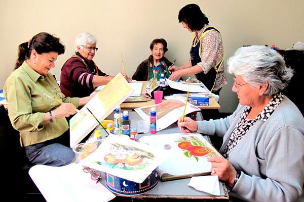 Pozuelo abre el plazo de solicitud para las actividades y talleres para nuestros mayores