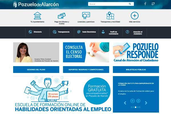 Pozuelo continuará con su gestión electrónica municipal