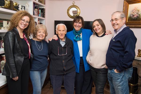 Pozuelo de Alarcón presume de vecino centenario