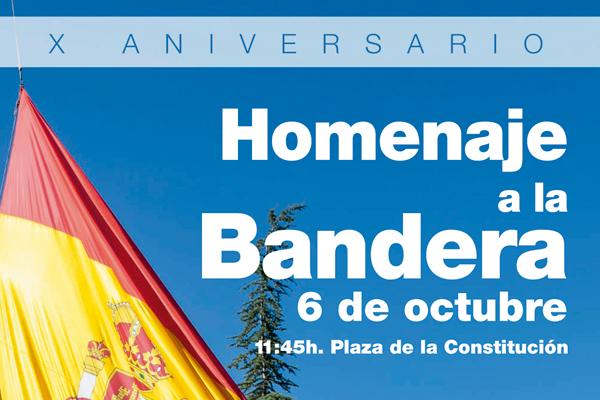 Será este domingo 6 de octubre en la Plaza de la Constitución
