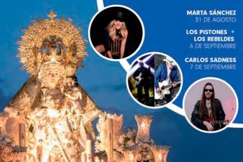 Marta Sánchez, Los Rebeldes y Carlos Sadness son algunos artistas confirmados