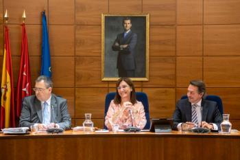 El concejal ha sido designado nuevo director general de Urbanismo y Suelo de la Comunidad de Madrid