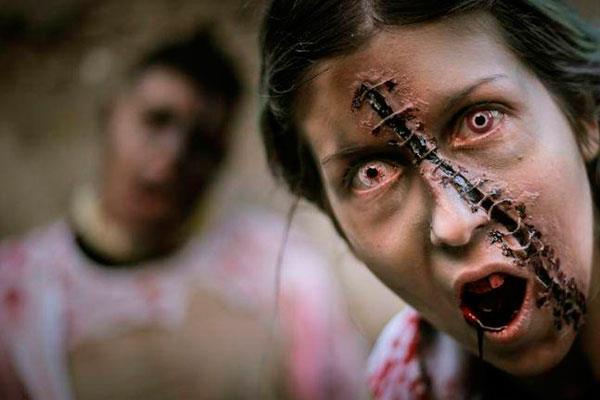 Prepárate para vivir la terrorífica Survival Zombie, en Halloween