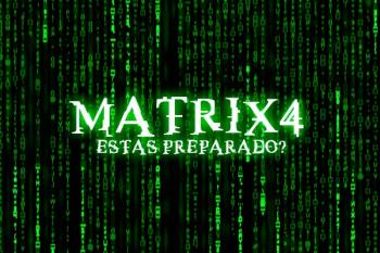 Keanu Reeves y Carrie-Anne Moss regresan a Matrix 4