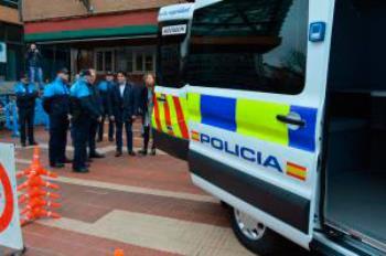 La Policía Municipal contará con una furgoneta de atestados