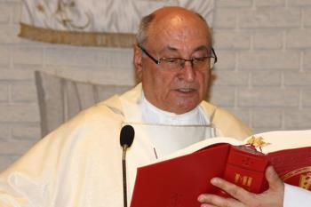 Manuel García Barrio, de 76 años de edad, era el párroco de la Iglesia del Divino Pastor de Móstoles