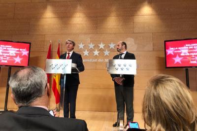 Lee toda la noticia 'Comunidad de Madrid: ¿Cuáles serán las primeras actuaciones de 2019?'