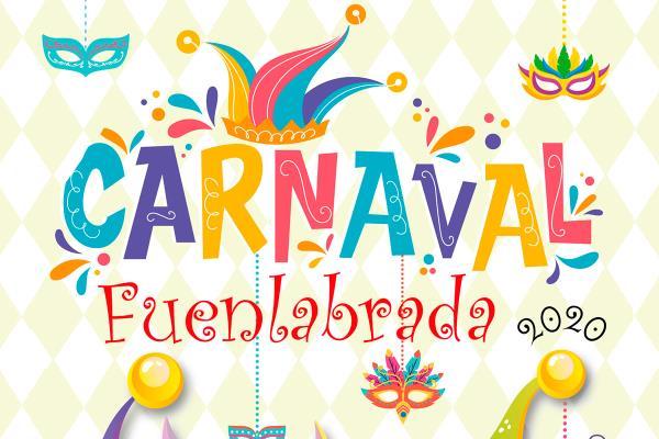Programa de Carnaval de Fuenlabrada 2020