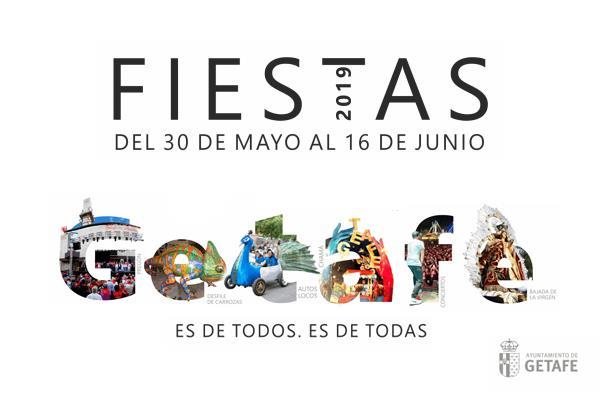 Programa de las Fiestas de Getafe 2019