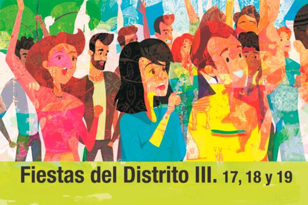 Tras el pregón que tendrá lugar esta tarde en El Chorrillo, nos esperan tres días llenos de actividades y diversión