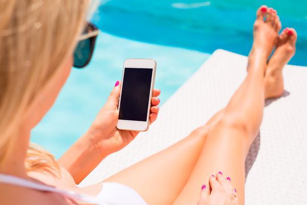 Protégete este verano de los dañinos rayos ultravioleta gracias a estas aplicaciones