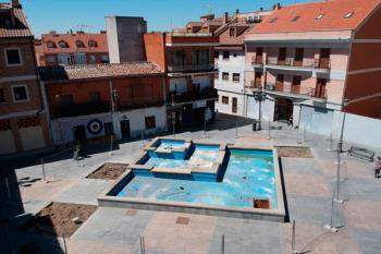 El Ayuntamiento pretende convertir la plaza en un punto de encuentro y espacio de actividad cultural