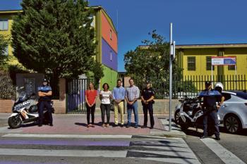El dispositivo está formado por 18 policías locales, que estarán centrados en Secundaria
