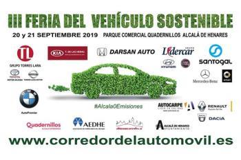 Los mejores concesionarios de la ciudad presentarán sus vehículos más ecológicos