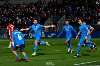 Los de 'Mere' empataron contra el Almería y son cuartos en la clasificación