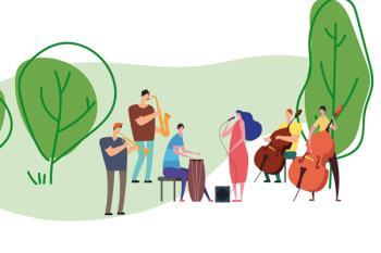 El programa incluye desde representaciones folclóricas hasta indie o jazz