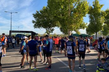 Casi 1.000 participantes se dieron cita en una mañana cargada de actividades y solidaridad