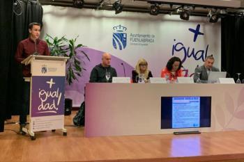 Fuenlabrada debate sobre `Trata y prostitución´ en el Día Europeo contra la Trata de Seres Humanos