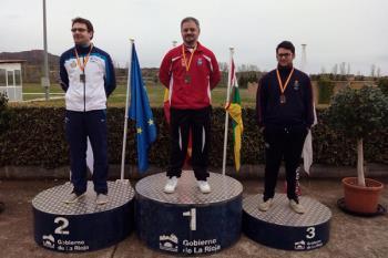Nuestro vecino representará a España en la competición de tiro olímpico