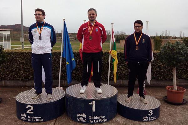El villaodonense Rafael Sánchez estará en el Campeonato del mundo ISSF