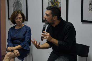 El secretario general de Podemos estará junto a Carolina Alonso, coordinadora de Áreas, y Marian González, secretaria de Podemos en Sanse