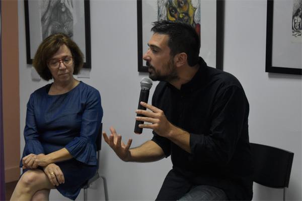 Ramón Espinar inaugurará la nueva sede de Podemos en Sanse