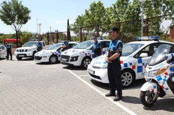 La Policía Local incrementará la presencia de agentes en espacios públicos para garantizar la seguridad