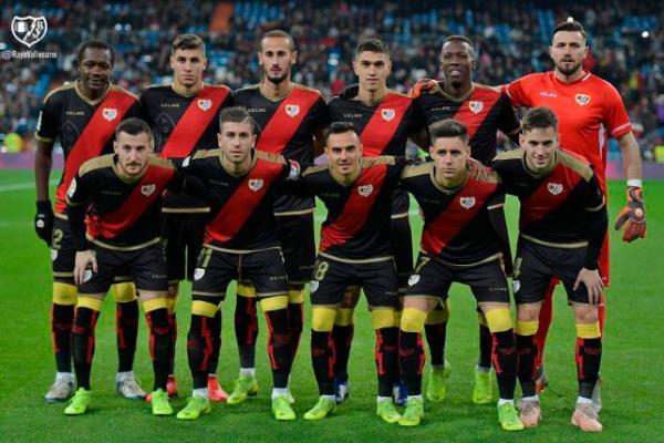 Real Madrid 1-0 Rayo Vallecano