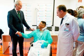 Todas las donaciones de corazón realizadas en nuestro país, procedían de pacientes en muerte encefálica
